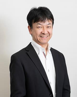 写真:代表取締役 小林照明