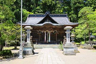 粟田部・岡太神社のご紹介